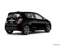 2016 Chevrolet Sonic Hatchback RS | Photo 2 | Mosaic Black Metallic