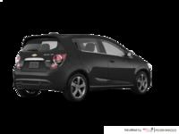 2016 Chevrolet Sonic Hatchback RS | Photo 2 | Nightfall Grey Metallic