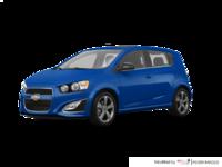 2016 Chevrolet Sonic Hatchback RS | Photo 3 | Kinetic Blue Metallic
