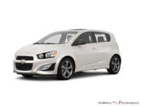 2016 Chevrolet Sonic Hatchback RS | Photo 3 | White Diamond