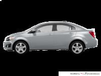 2016 Chevrolet Sonic LT | Photo 1 | Silver Ice Metallic