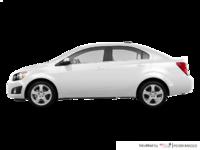 2016 Chevrolet Sonic LT | Photo 1 | Summit White