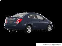 2016 Chevrolet Sonic LT | Photo 2 | Blue Velvet Metallic