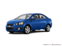 2016 Chevrolet Sonic LT | Photo 3 | Kinetic Blue Metallic