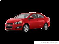 2016 Chevrolet Sonic LT | Photo 3 | Red Hot