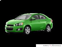 2016 Chevrolet Sonic LT | Photo 3 | Dragon Green Metallic