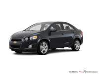 2016 Chevrolet Sonic LT | Photo 3 | Nightfall Grey Metallic