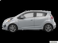 2016 Chevrolet Spark Ev 2LT | Photo 1 | Silver Ice Metallic