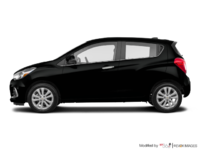 2016 Chevrolet Spark 2LT | Photo 1 | Black Granite Metallic