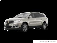 2016 Chevrolet Traverse 2LT | Photo 3 | Champagne Silver Metallic