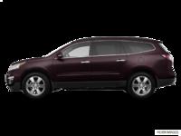 2016 Chevrolet Traverse LTZ | Photo 1 | Sable Metallic