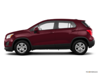 2016 Chevrolet Trax LS | Photo 1 | Crimson Metallic