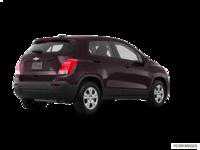 2016 Chevrolet Trax LS | Photo 2 | Sable Metallic