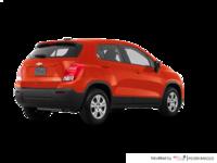 2016 Chevrolet Trax LS | Photo 2 | Sunset Orange Metallic