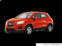 2016 Chevrolet Trax LS | Photo 3 | Sunset Orange Metallic