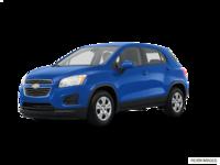 2016 Chevrolet Trax LS | Photo 3 | Blue Topaz Metallic