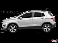 2016 Chevrolet Trax LTZ   Photo 1   Silver Ice Metallic