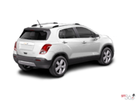 2016 Chevrolet Trax LTZ   Photo 2   Summit White