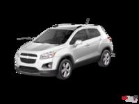 2016 Chevrolet Trax LTZ   Photo 3   Summit White