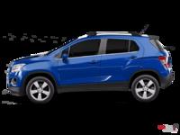 2016 Chevrolet Trax LTZ   Photo 1   Blue Topaz Metallic
