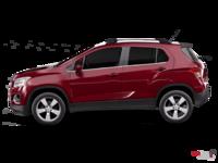 2016 Chevrolet Trax LTZ   Photo 1   Crimson Metallic