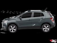 2016 Chevrolet Trax LTZ   Photo 1   Cyber Grey Metallic