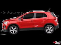 2016 Chevrolet Trax LTZ   Photo 1   Red Hot