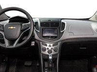 2016 Chevrolet Trax LTZ   Photo 3   Jet Black/Light Titanium Leatherette