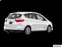 2016 Ford C-MAX ENERGI | Photo 2 | White Platinum