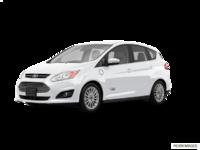 2016 Ford C-MAX ENERGI | Photo 3 | White Platinum