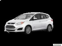 2016 Ford C-MAX SE HYBRID | Photo 3 | White Platinum