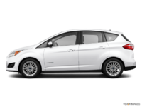 2016 Ford C-MAX SEL HYBRID | Photo 1 | White Platinum