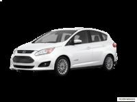 2016 Ford C-MAX SEL HYBRID | Photo 3 | White Platinum