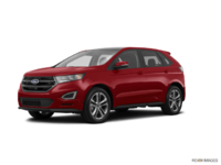 2016 Ford Edge SPORT | Photo 3 | Ruby Red