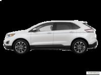 2016 Ford Edge TITANIUM | Photo 1 | White Platinum