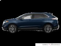 2016 Ford Edge TITANIUM | Photo 1 | Too Good To be Blue