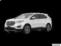 2016 Ford Edge TITANIUM | Photo 3 | White Platinum