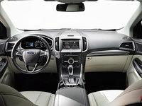 2016 Ford Edge TITANIUM | Photo 3 | Ceramic Perforated Leather