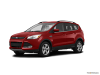 2016 Ford Escape SE | Photo 3 | Ruby Red