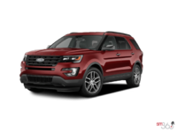 2016 Ford Explorer SPORT | Photo 3 | Ruby Red