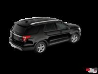 2016 Ford Explorer XLT   Photo 2   Shadow Black