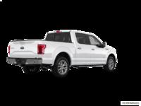 2016 Ford F-150 LARIAT | Photo 2 | White Platinum