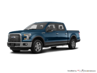 2016 Ford F-150 XLT | Photo 3 | Blue Jeans/Magnetic