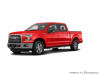 2016 Ford F-150 XLT | Photo 3 | Race Red