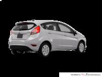 2016 Ford Fiesta S HATCHBACK | Photo 2 | Ingot Silver