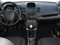 2016 Ford Fiesta S HATCHBACK | Photo 3 | Charcoal Black Cloth