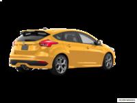 2016 Ford Focus Hatchback ST   Photo 2   Tangerine Scream