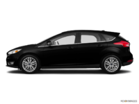 2016 Ford Focus Hatchback TITANIUM | Photo 1 | Shadow Black
