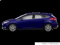 2016 Ford Focus Hatchback TITANIUM | Photo 1 | Kona Blue Metallic