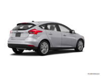 2016 Ford Focus Hatchback TITANIUM | Photo 2 | Ingot Silver Metallic